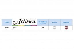 actiview drive LEGENDA