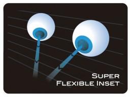 SUPER FLEXIBLE INSET